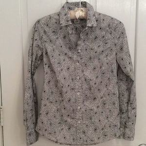 Haberdashery for J. Crew Fitted Long Sleeve Shirt